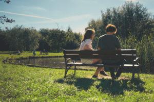 Settelen relatie