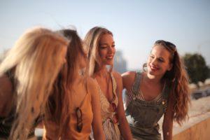 Waar vrouwen ontmoeten