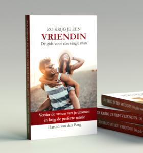 Boek over vrouwen versieren
